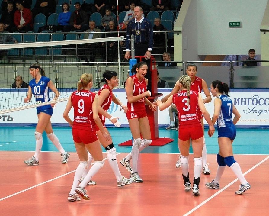 Волейбол в россии
