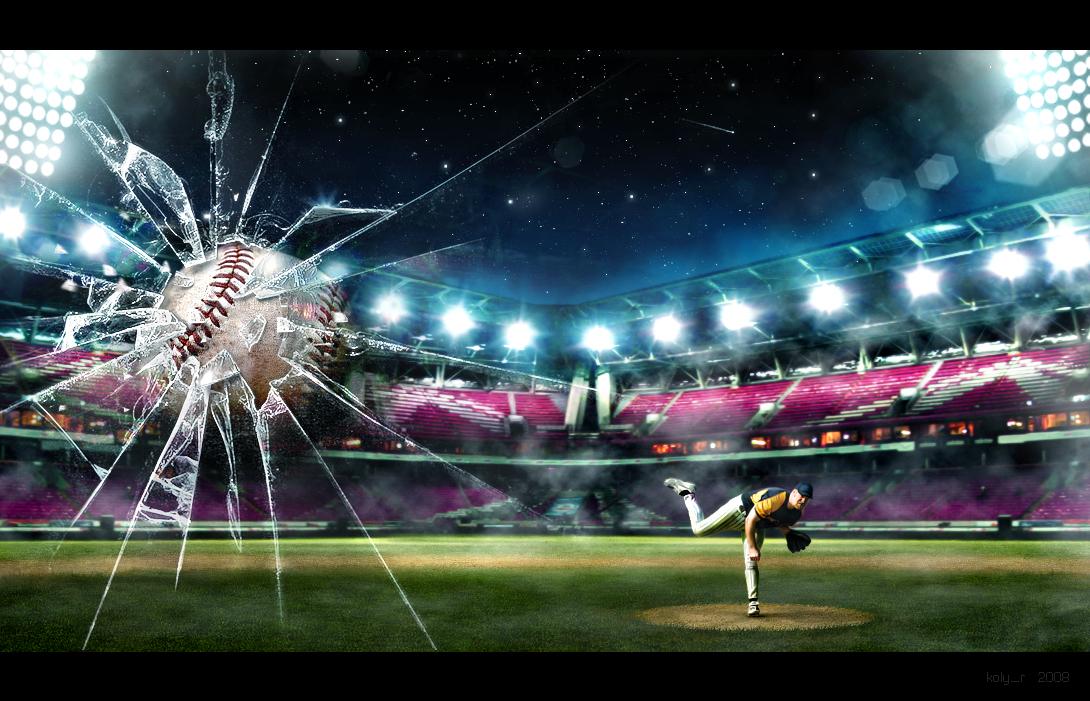 Бейсбол англ baseball от base база